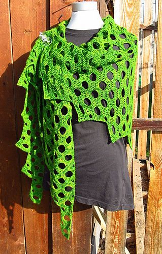 Ravelry, #crochet, free pattern, shawl, wrap, Let the sunshine in ...