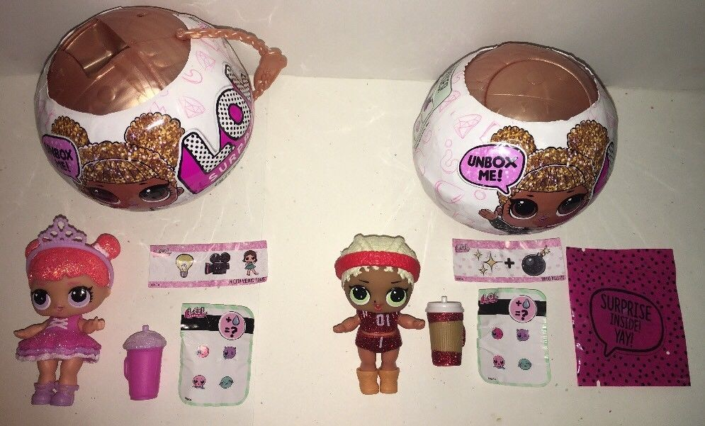 LOL Surprise Dolls Big Sister Ball Series 1 Brand New Sealed 100/% Authentic