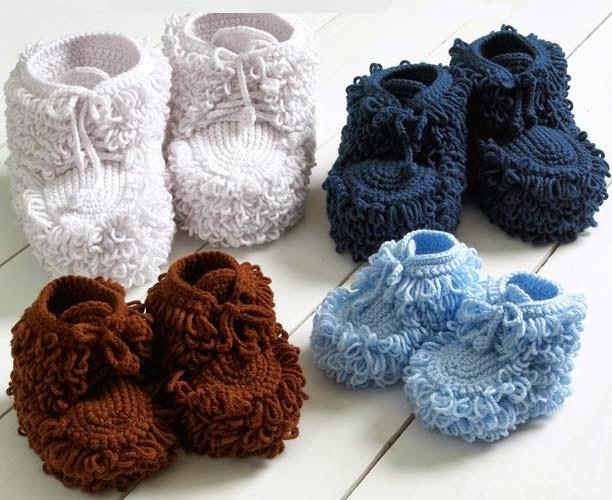 Crochet Mukluk Pattern Infant Child Adult Free At Listia