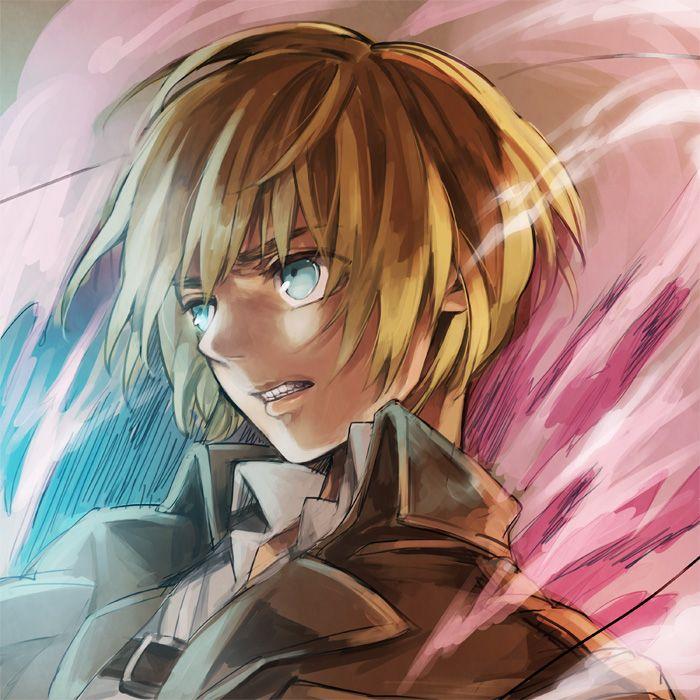 Armin Arlert - Shingeki no Kyojin / Attack on Titan,Anime ...