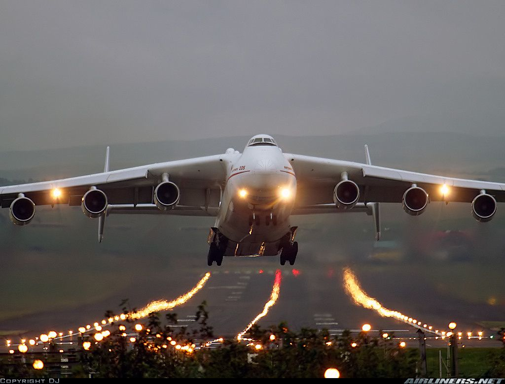 Photos Antonov An 225 Mriya Aircraft Pictures Airliners Net