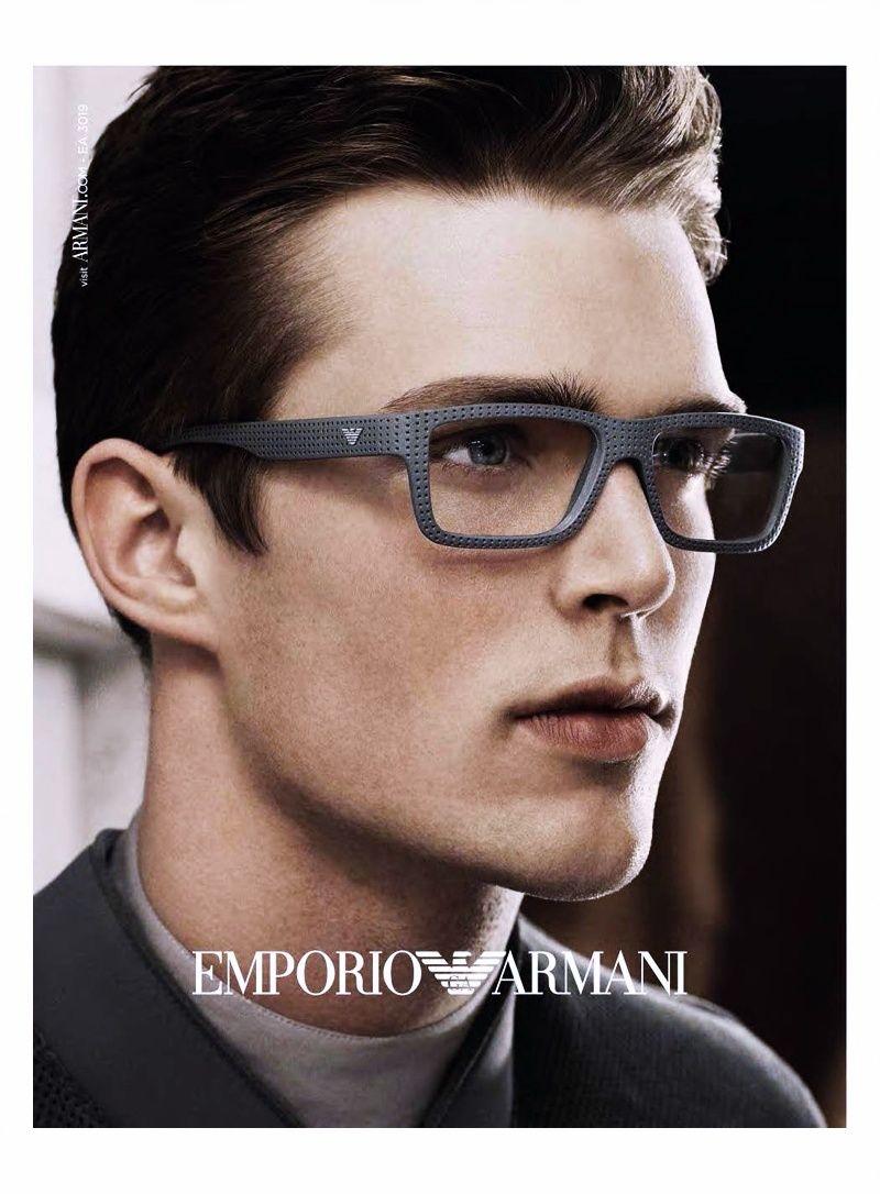 Armani Glasses Frames 2014 : Emporio Armani #Eyewear For Men Winter 2013/14 Campaign ...