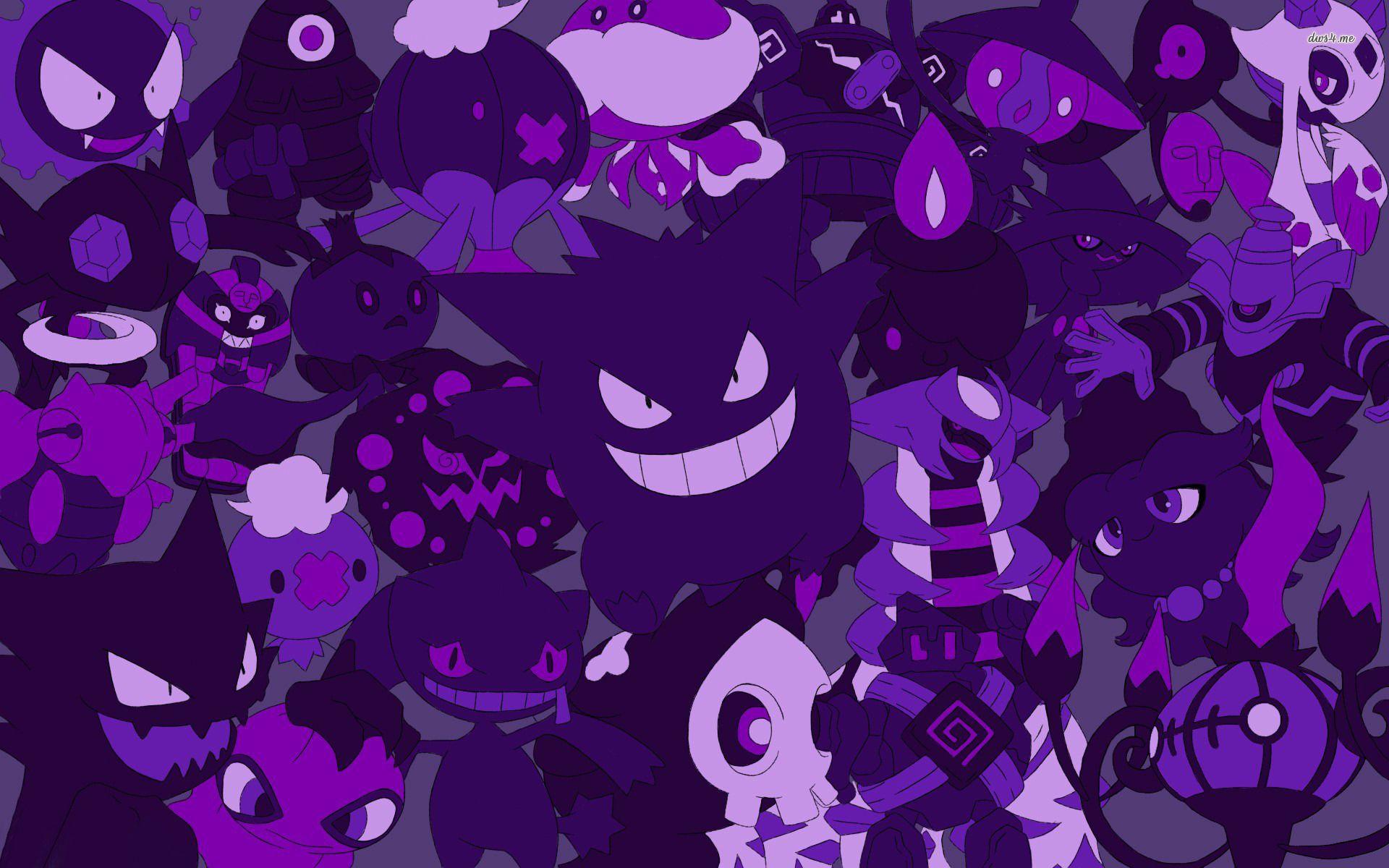 ghost pokemon wallpaper | hd wallpapers | pinterest | ghost pokemon