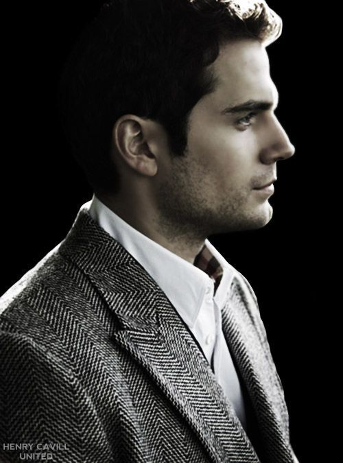 Henry Cavill If fountainhead is gonna be remade..he should be howard roark