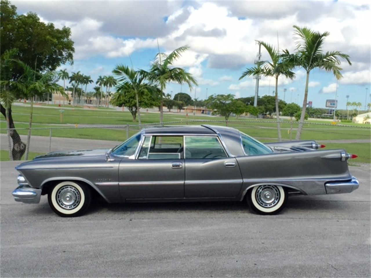 1959 Imperial Crown 4 Door Southampton Limited Edition Chrysler