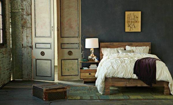 schlafzimmer vintage style – progo