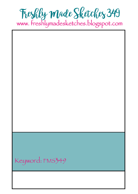 Freshly Made Sketches 349 Card Sketches Card Layout Sketches