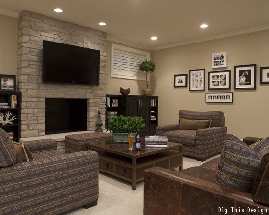 Pros & Cons Of Mounting A TV Over A Fireplace | Design trends, TVs ...