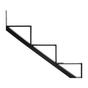Best Pylex 3 Steps Steel Stair Stringer Black 7 1 2 In X 10 1 400 x 300