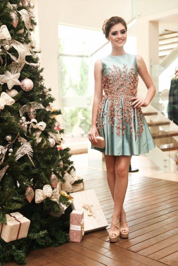 aef81f317 Top 5 vestidos de festa | roupas lindas | Vestidos, Vestidos para ...