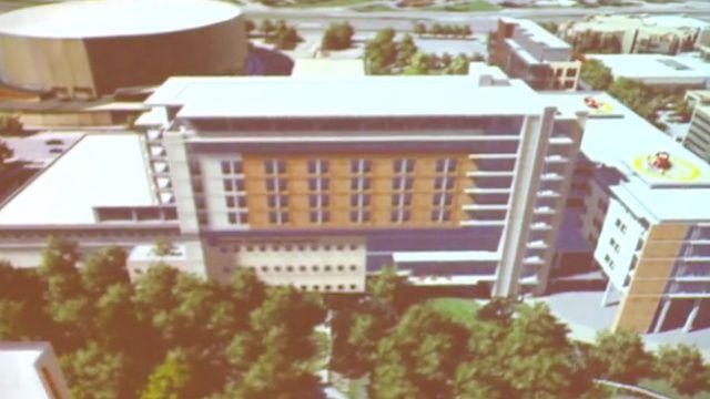 Seton Medical Center at UT revealed