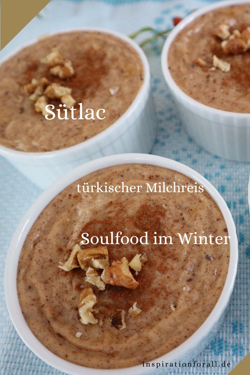 Photo of Sütlac: deliciosa receta de arroz con leche turca y canela del horno