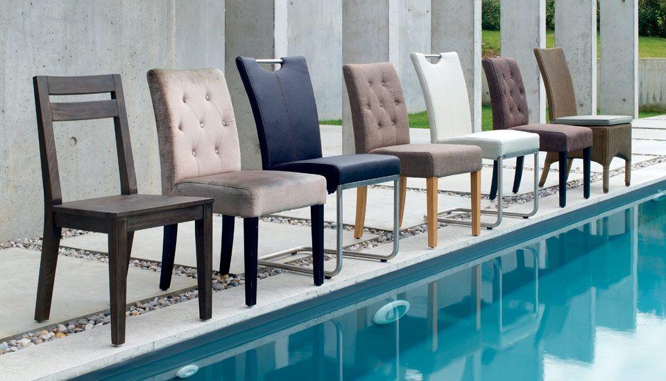 La collection CABARET  des chaises design et pleine de style Un - meuble en fer design