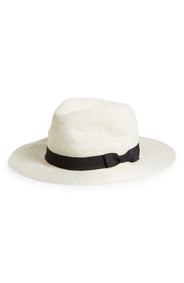 9a05ab89bcfed BP. Knit Panama Hat available at  Nordstrom