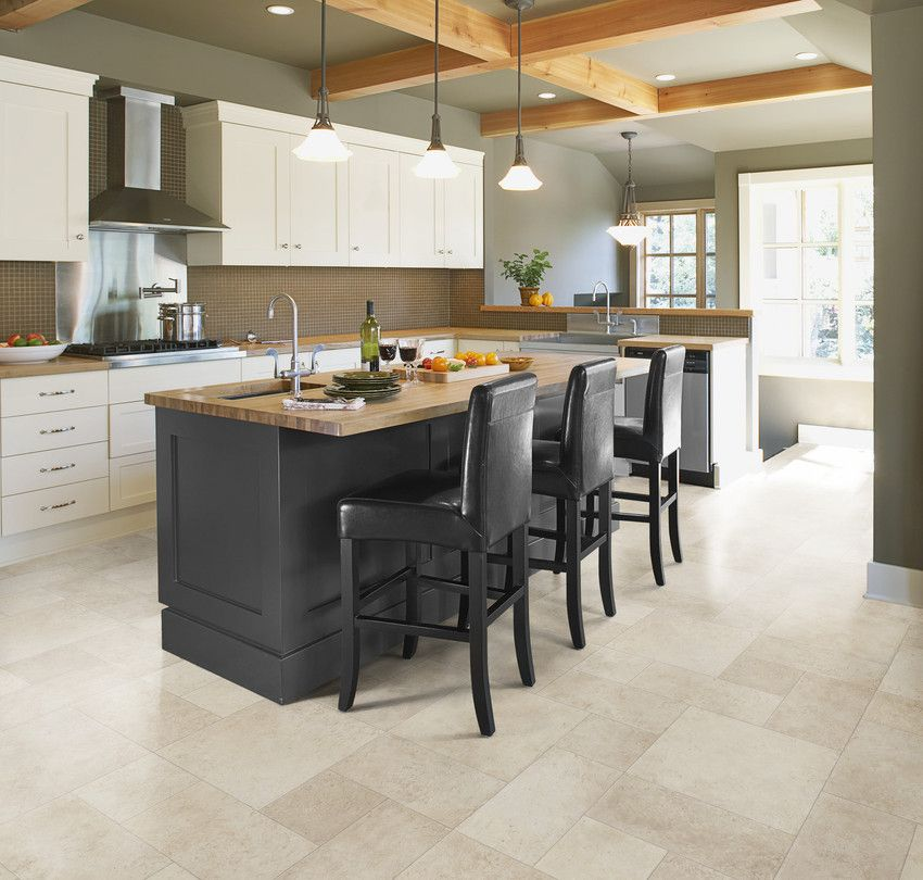 Ordinaire Best Flooring For Kitchens 2013   A Standard Error Among People Intending  To Remodel Their Kitchen Is The View Of Altering Everything.