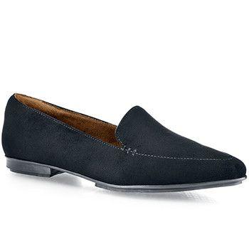 cf575b594ade6c Loren - Women s   Black - Stylish Slip-Resistant Dress Shoe - Shoes For  Crews