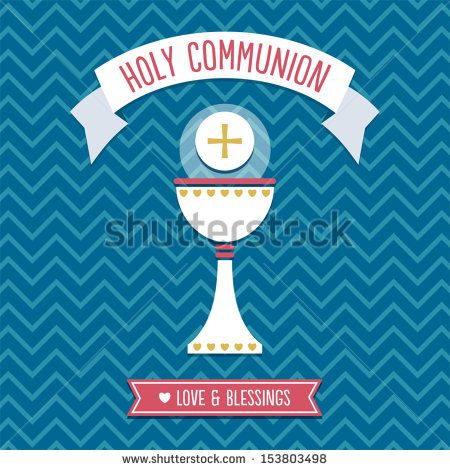 first holy communion symbols clip art - Google Search