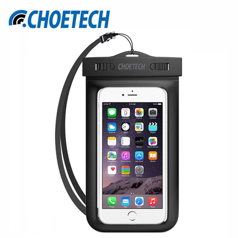 ล างถ งโทรศ พท ม อถ อก นน ำท ม สายคล องคอแห งกระเป าปกคล มกรณ สำหร บiphone 7 7 S Samsung Gal Waterproof Phone Waterproof Phone Case