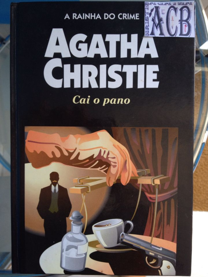 Curtain Agatha Christie Agatha Christy