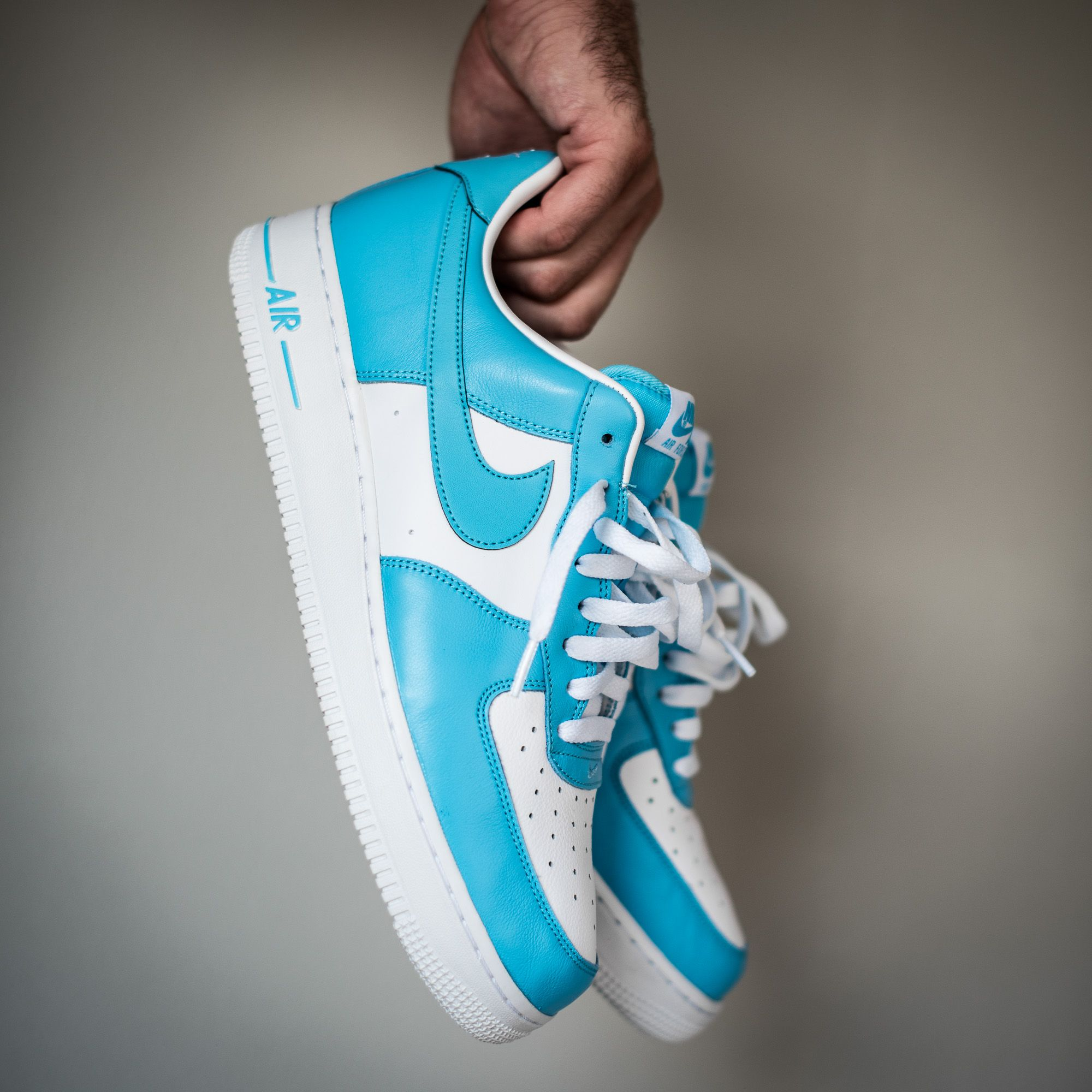 new arrival b9c64 a2887 The UNC-inspired Nike Air Force Low, officially dubbed as