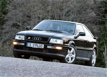 Audi Coupe Quattro S Line 1992 A True Classic One Of My Favourite Card Of All Time