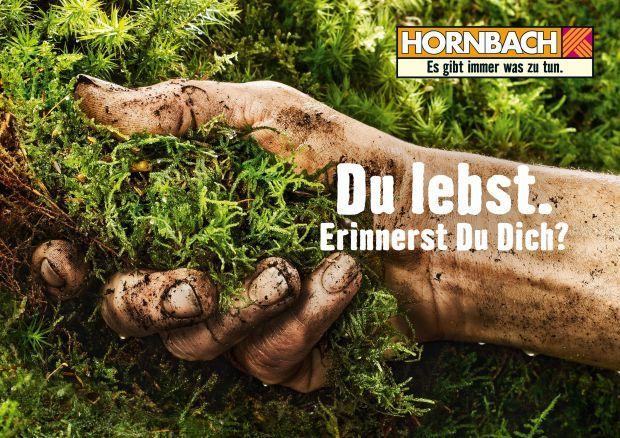 Hornbach Frühjahrskampagne Heimat bringt den Wahnsinn