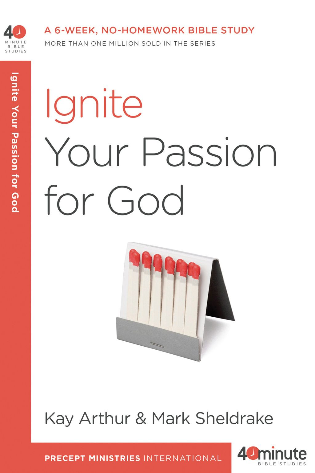 Ignite Your Passion For God Ebook In