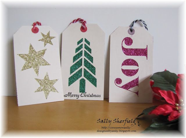 Cinnamon Sally Designs: Still making Christmas Cards!!!