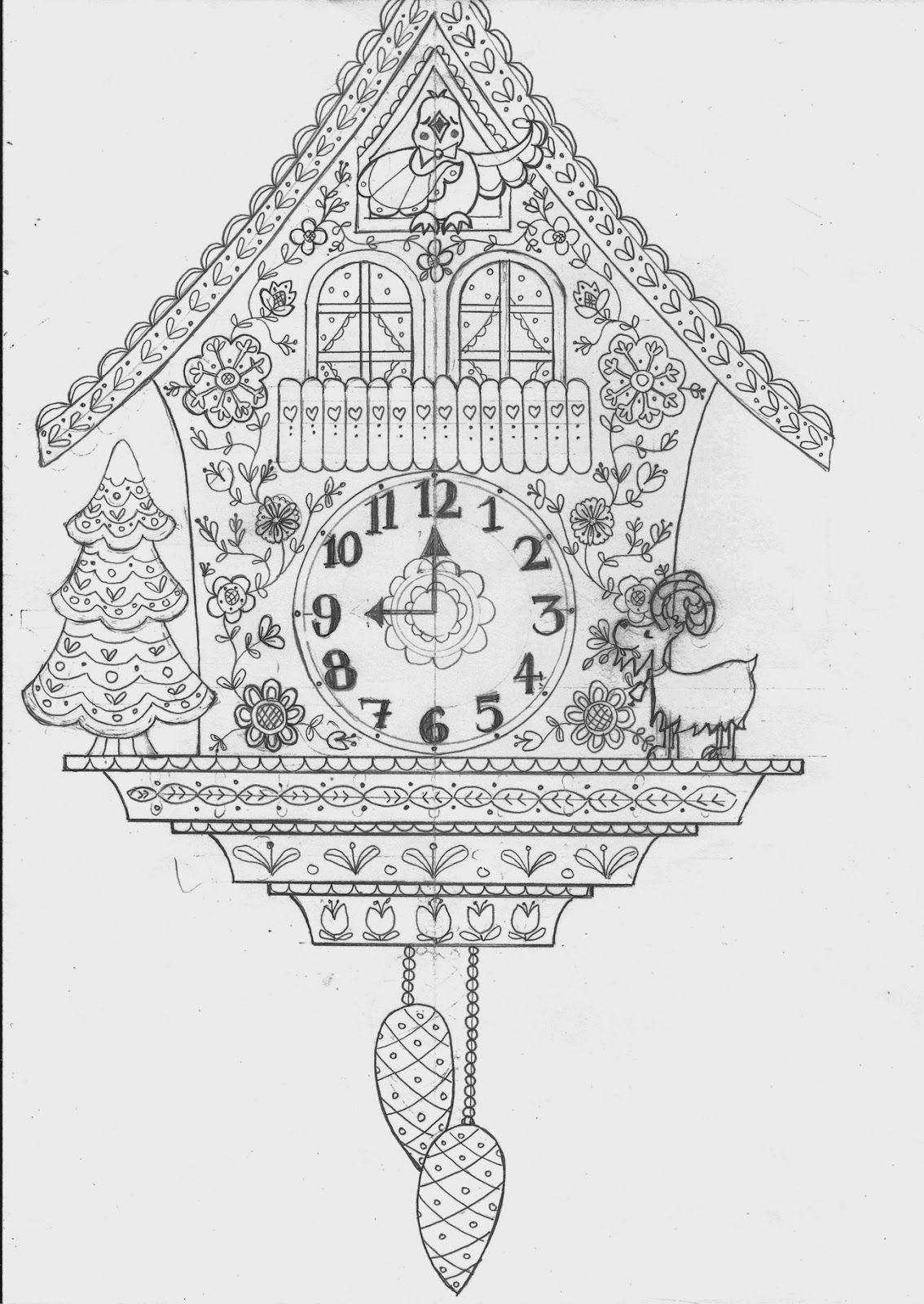Nanette Regan S Adventures Cuckoo Clocks