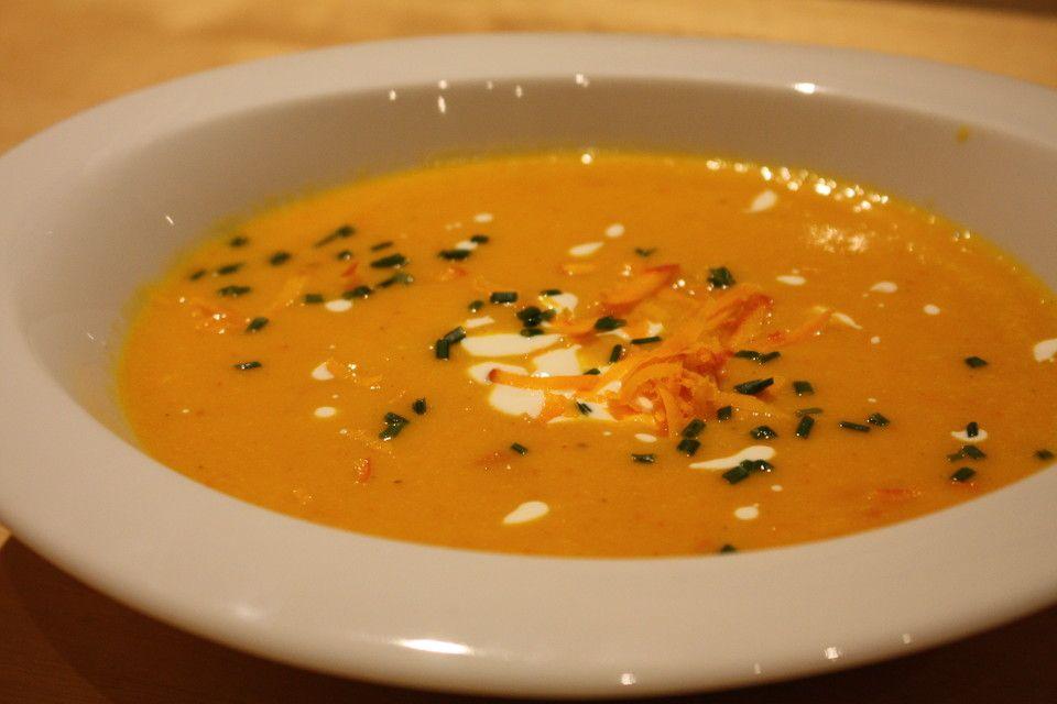 Kartoffel - Kürbis - Suppe - kürbissuppe rezept chefkoch