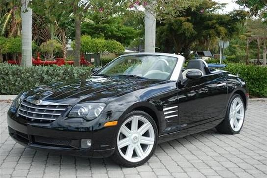 17 850cars For Sale 2007 Chrysler Crossfire Limited In Fort