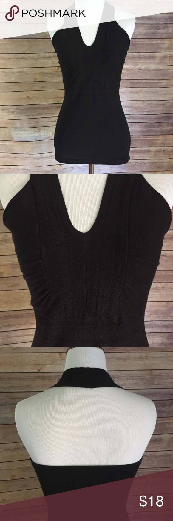 Black Banana Republic Sweater | Summer sweaters, Banana republic ...