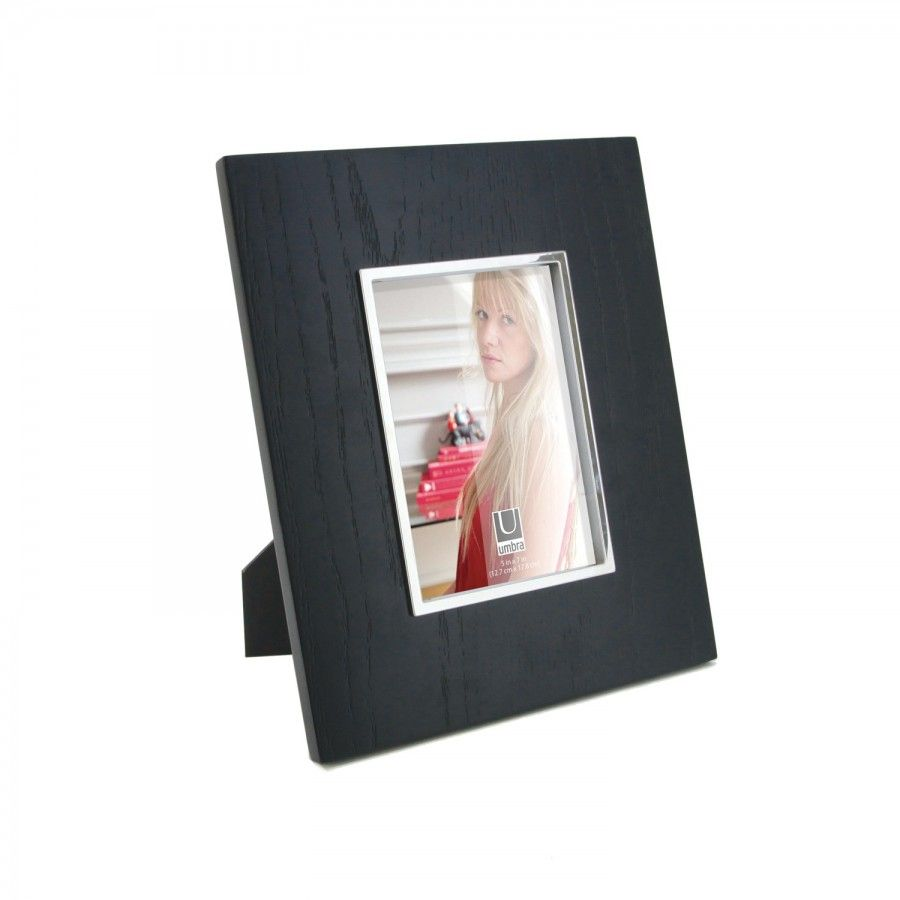"""Umbra Sequence 5"""" x 7"""" Frame in Black - 316105-040-INT"""