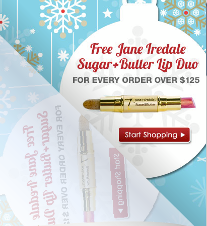 Receive A Free Jane Iredale Sugar Butter Lip Duo From Astonishing Skin Care Jane Iredale Jane Iredale Makeup Iredale