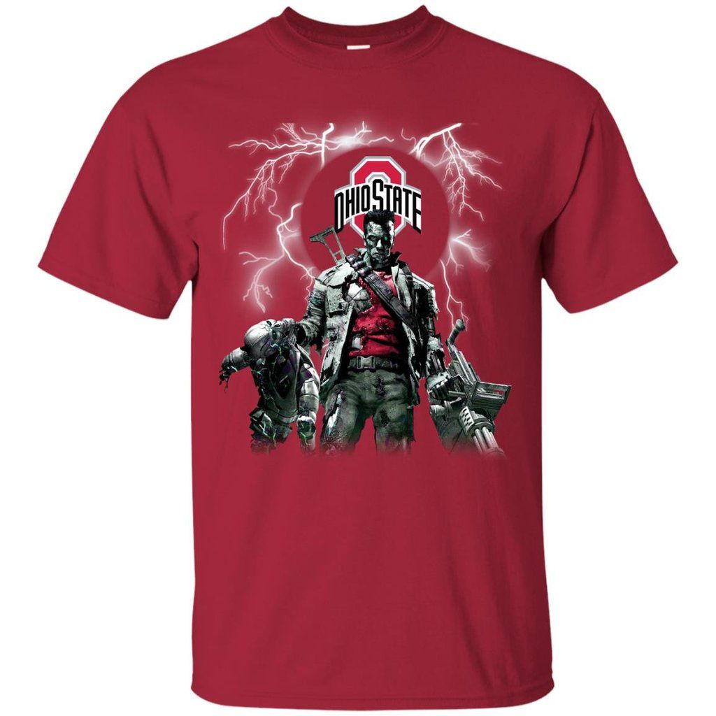 Guns Ohio State Buckeyes T Shirt Steelers T Shirts