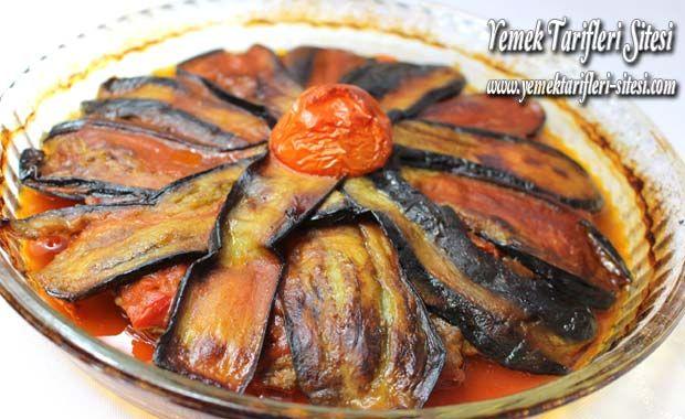 Patlıcanlı Tepsi Kebabı Tarifi   Yemek Tarifleri Sitesi ...