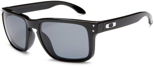 mens sunglasses oakley hd49  Oakley Men's Holbrook Polarized Rectangular Sunglasses $11000