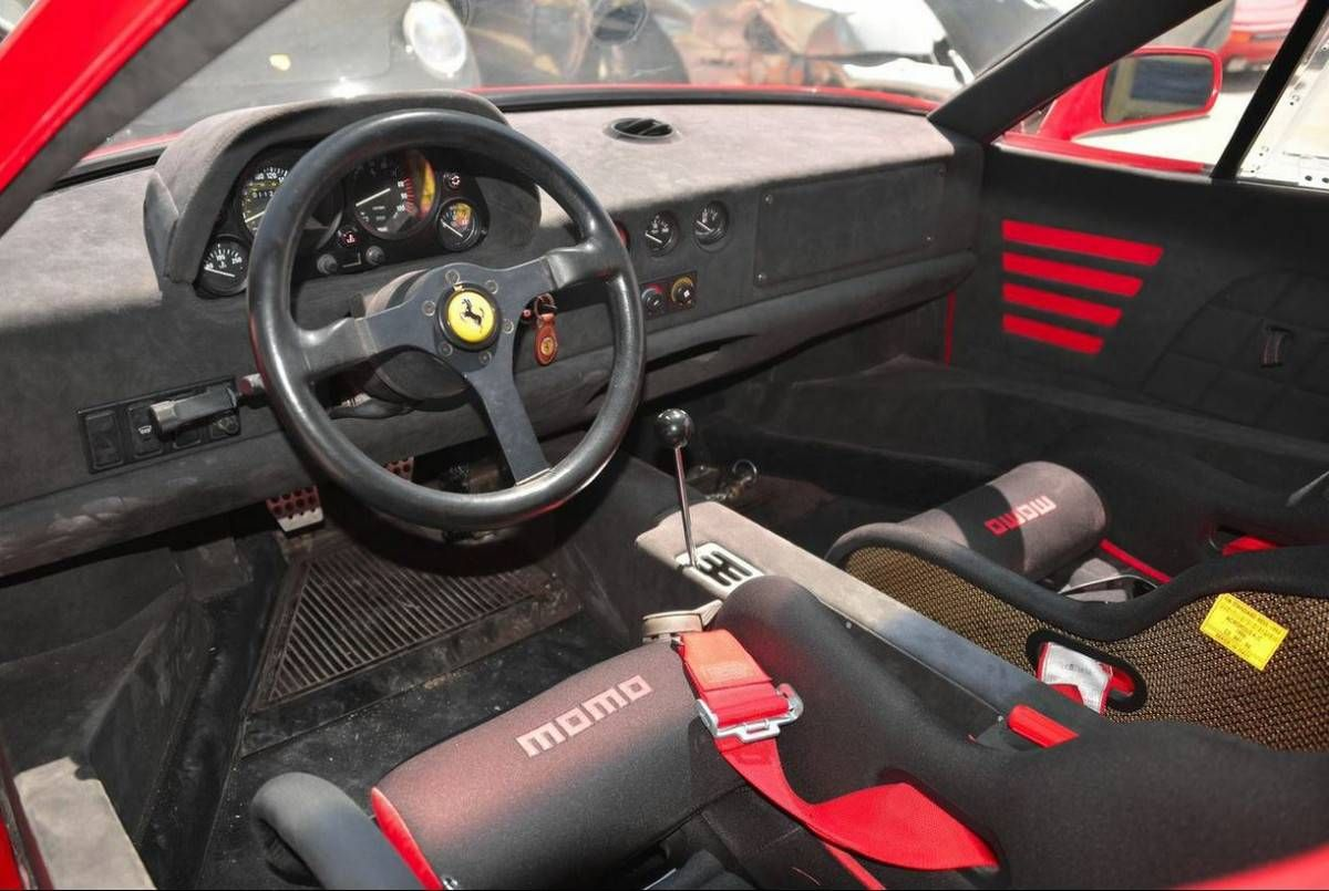 1992 Ferrari F40 w/ LM Conversion | Ferrari F40 | Ferrari f40