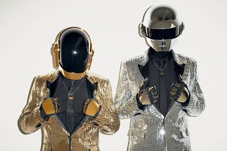 Daft Punk WSJ Magazine