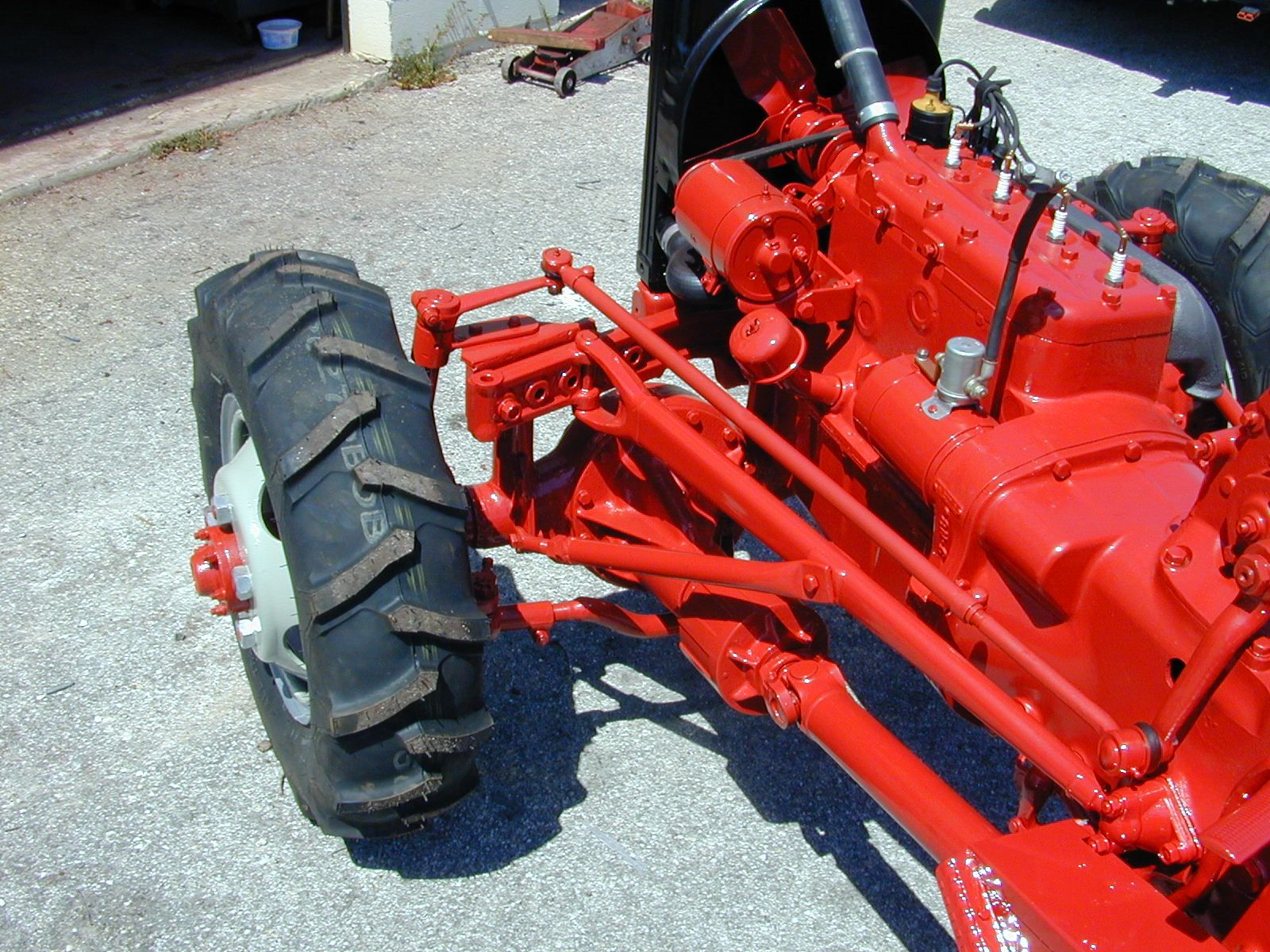 Image Result For Ford 8n Front Tires Ford Tractors Monster