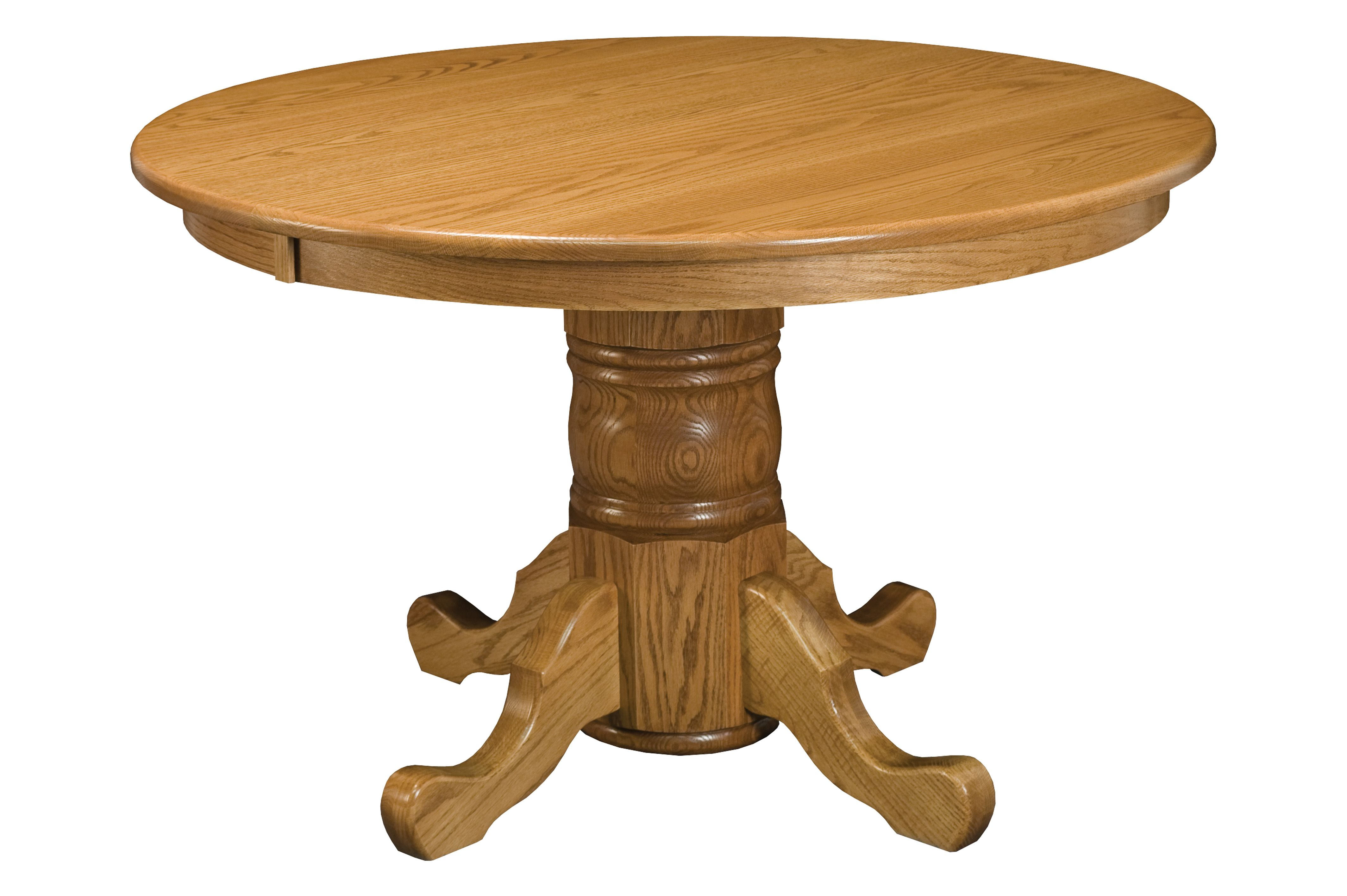 Amish Made Kitchen Tables Kitchen table dining tables traditional amish made single kitchen table dining tables traditional amish made single pedestal amish made workwithnaturefo
