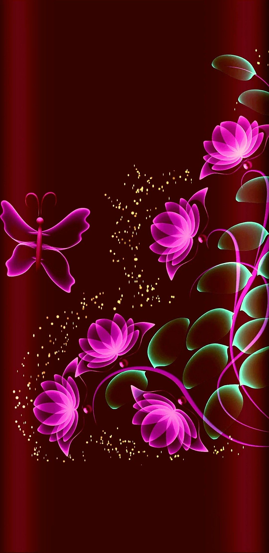 background (With images) | Butterfly wallpaper, Cellphone ...