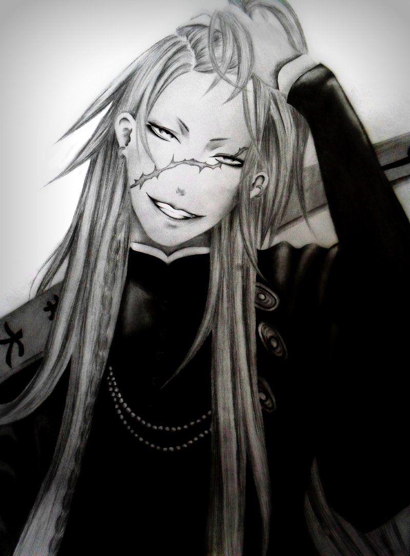 undertaker black butler   Undertaker by ~ShinigamiKira0071 ...