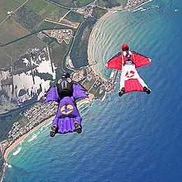 Wingsuit Flying Wikipedia The Free Encyclopedia Extreme Sports Base Jumping Wingsuit Flying