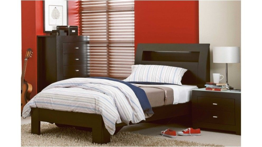 Harvey Norman   Jade King Single Bed Frame by Stoke Furniture. Harvey Norman   Browns Plains and Capalaba have in stock  Jade
