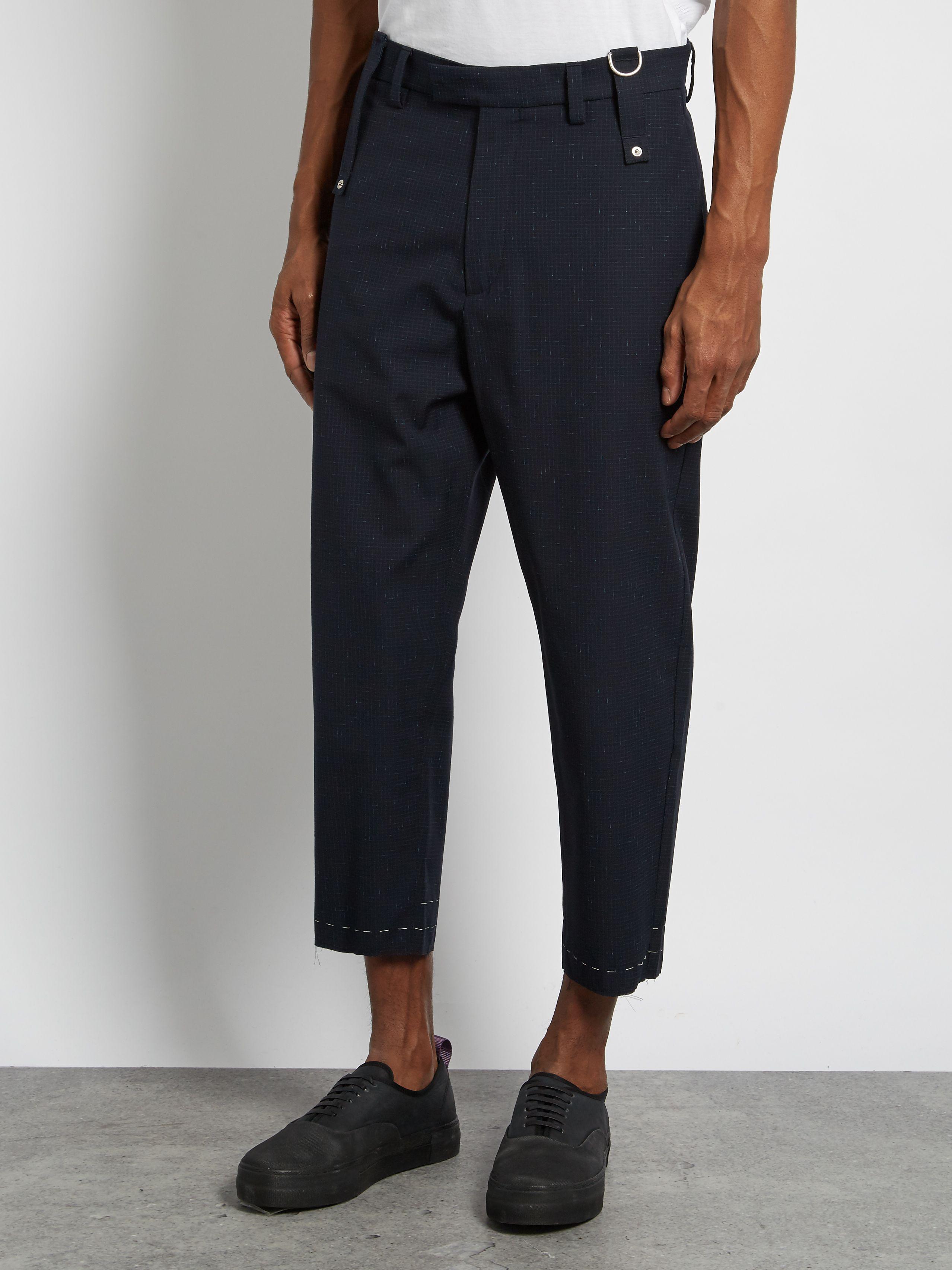 cropped trousers - Brown OAMC 1IbIxtnztm