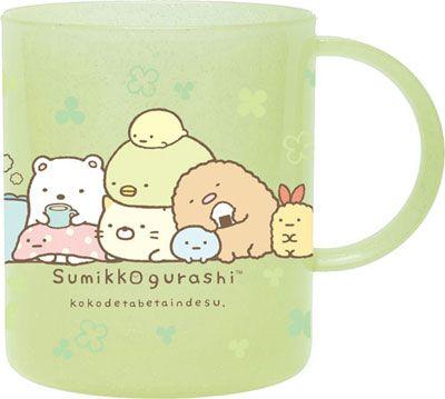 AmiAmi [Character & Hobby Shop] | Sumikko Gurashi - Pla Cup(Released)