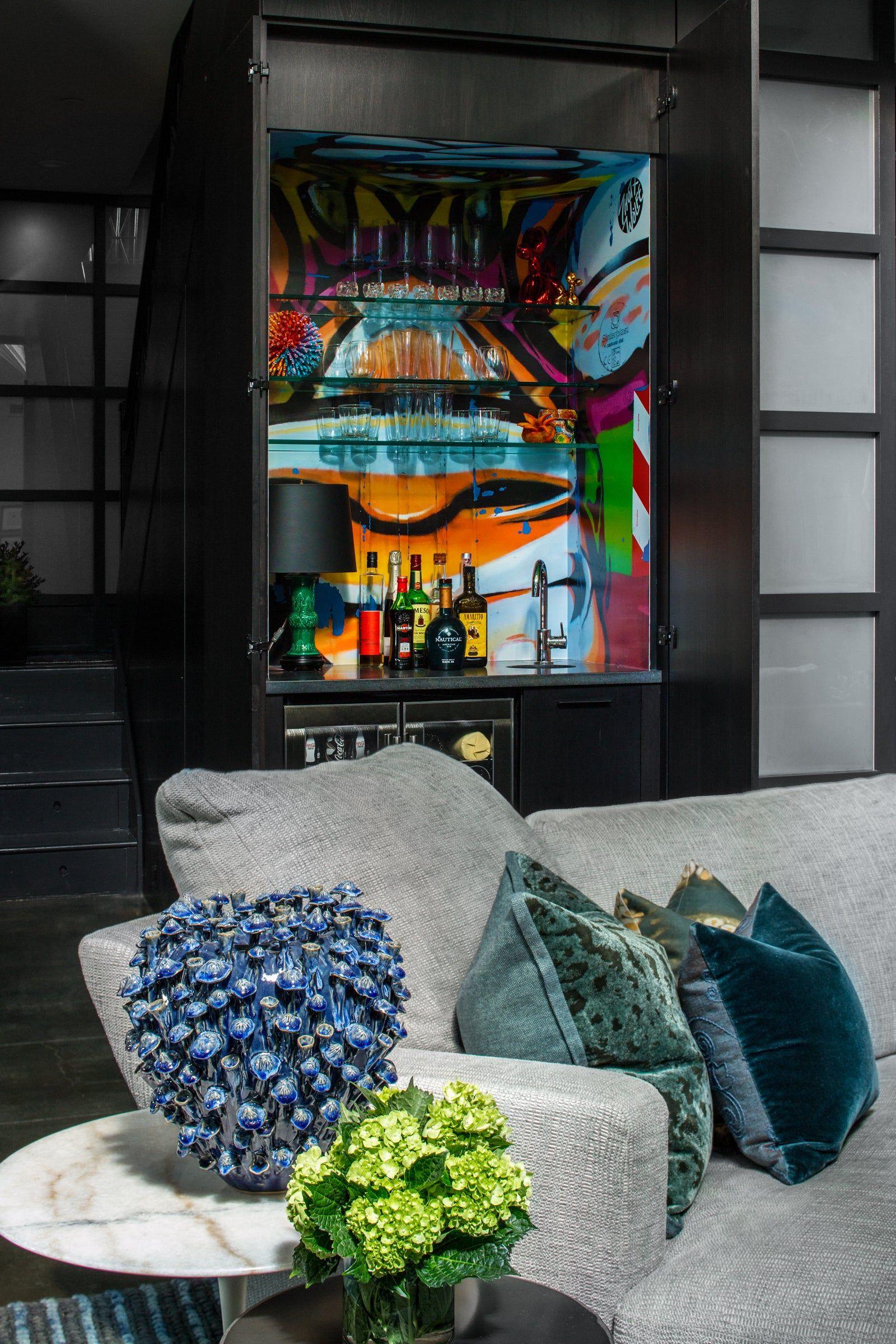 "Home Interior Design Game Online: See More Of Evolve Residential's ""Bay Village Entertainer"