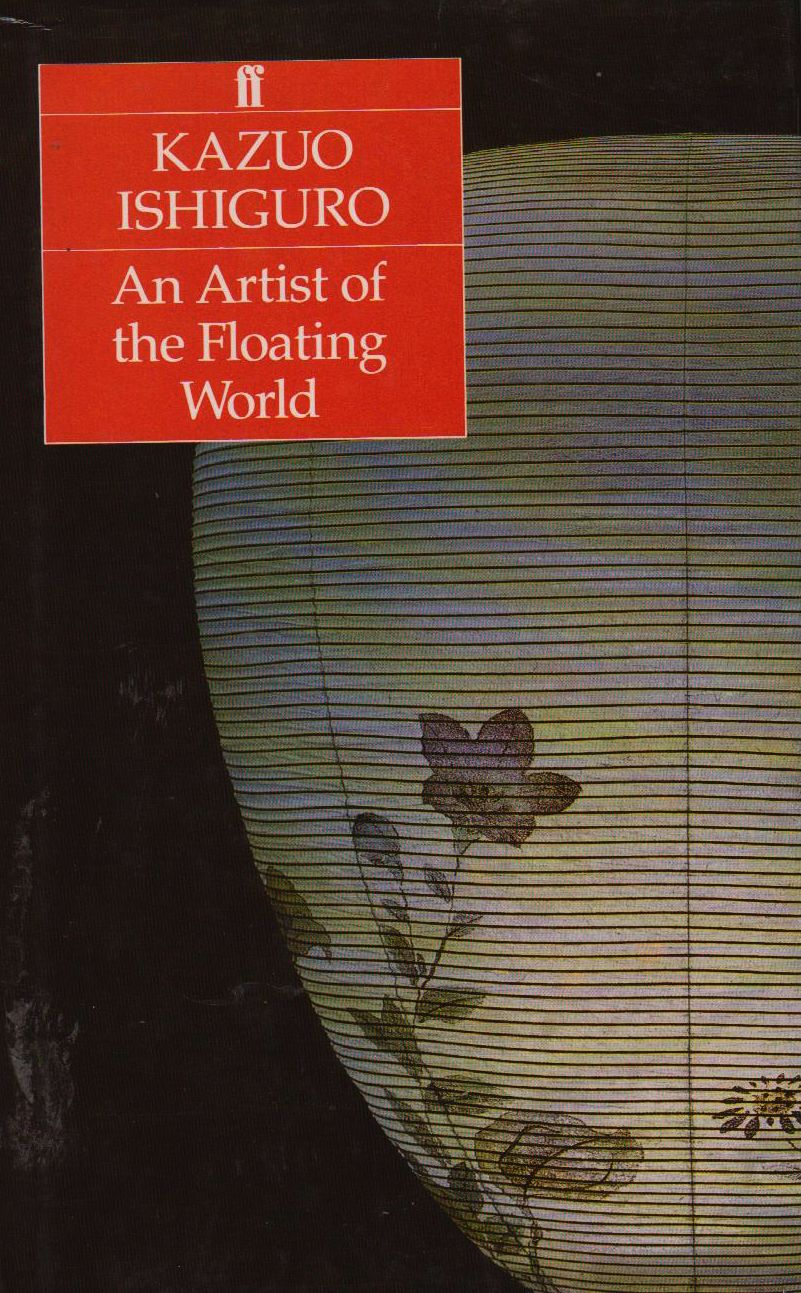 An artist of the floating world by kazuo ishiguro books