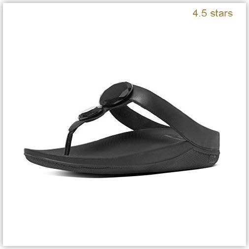 Womens Luna Pop T-Bar Sandals FitFlop ztlOepoI98